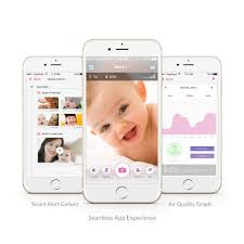 iBaby Monitor M6S - The Most Advanced Wi-Fi Baby Video Monitor