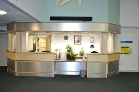 office front desk design. Medical Office Reception Desk Front Design