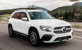 Part of the first glb generation introduced for 2020. 2020 Mercedes Benz Glb Reviews