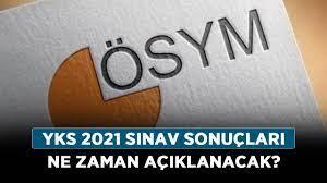 YKS 2021 sınav sonuçları ne zaman açıklanacak? YKS üniversite sınavı  sonuçları tarihi! - Haberler - Diriliş Postası