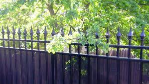 wrought iron privacy fence. Metal Privacy Fence Panels Decoration Building Inside Dimensions 1600 X 903 Wrought Iron