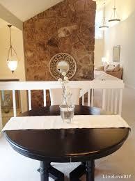 black dining room table diy. Black Dining Room Table Diy