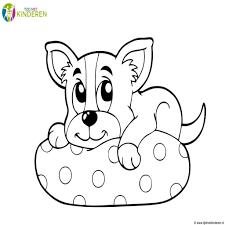 25 Nieuw Puppy Hondje Kleurplaat Mandala Kleurplaat Voor Kinderen
