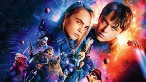 Valerian and the City of a Thousand Planets (2017) - Backdrops — The Movie  Database (TMDb)