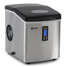 home ice machine della portable ice maker main view