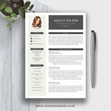 Resume Template Download Creative Cv Template Resume