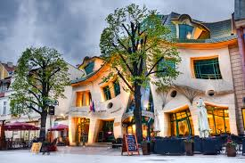 architecture buildings around the world. Crooked House (dreamstime) Architecture Buildings Around The World E