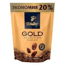 <b>Кофе растворимый Tchibo Gold</b> Selection 285 г (пакет ...