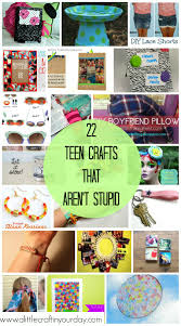 Crafts for pre teen