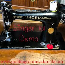 Singer 101 Sewing Machine