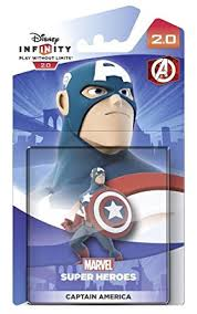 infinity 2 0 ps4. disney infinity 2.0 character - captain america figure (ps4/ps3/nintendo wii u 2 0 ps4 e