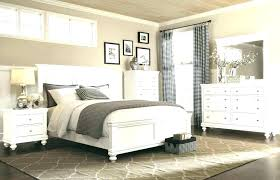 White Wood Bedroom Furniture Distressed Sets Gray Pine Whit ...
