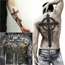 что означает тату крест на спине татуировка крест значение и