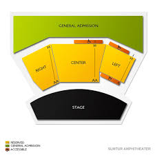 Sumtur Amphitheater Seating Chart Sumtur Amphitheater 2019 Seating Chart