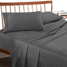 extra deep pocket queen sheets.  Extra Premium Queen Sheets Set  Grey Charcoal Gray Hotel Luxury 4Piece Bed And Extra Deep Pocket O
