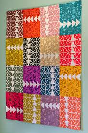 Best 25+ Flying geese ideas on Pinterest | Flying geese quilt ... & Sun Print Quilt by Bijou Lovely Designs. Fabric by Alison Glass. Adamdwight.com