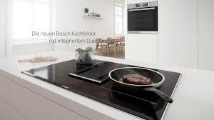 Bếp từ Bosch model mới nhất 2018 - YouTube