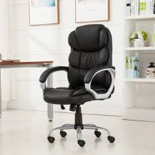 furniture tall back office chair office seating ergonomic executive office chair high back computer chair