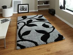 fashion carving 7647 grey black rugs 7647 grey black rugs from rugs direct