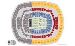 Allstate Arena Seating Chart Ed Sheeran 2x Ed Sheeran Tickets Fri Sept 21st Metlife Sec 135