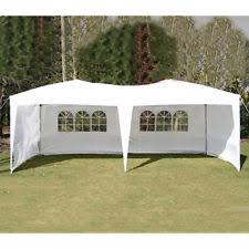 gazebo pop up. airwave 6x3mtr fully waterproof pop up gazebo with sides and bag a
