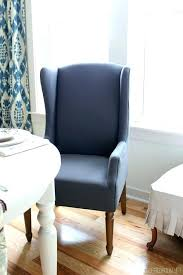 tufted wingback dining chair furniture dining room host wing back tufted wingback dining room chairs