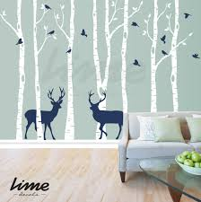 Small Picture White Tree Wall Decal Ebay White Tree Wall Decal Ebay Ambitoco