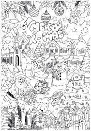 Kerst Kleurplaat Kerst Kleurplaat Waar Vind Je Een Leuke