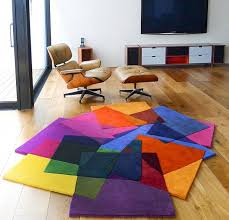 bright modern area rugs laluz nyc fascinating with inspirations 7 within rug decorations 9 modern area rugs l89