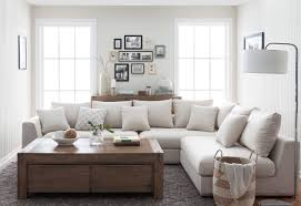 Sectional Sofa Living Room Living Room Smooth Ethan Allen White Sectional Sofas For Living