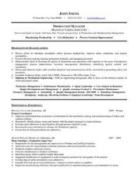 resume engineering manager