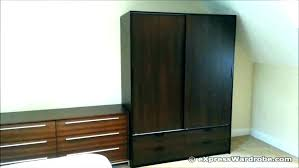 dresser and closet combined dressers dresser with closet small for single door wardrobe canvas drawers storage dresser and closet