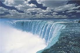 Niagara Falls Paradis Cascade Canada Paysage: Amazon.fr: Cuisine & Maison