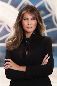 First Woman Cabinet Member First Lady Melania Trump Whitehousegov