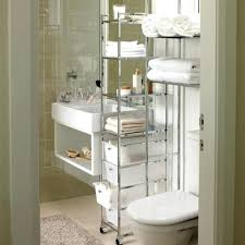movable storage solutions are perfect for small bathrooms bathroom rack ideas creative idea a