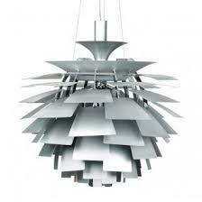 Poul Henningsen Style Artichoke Ceiling Pendant Light  Iconic Lights