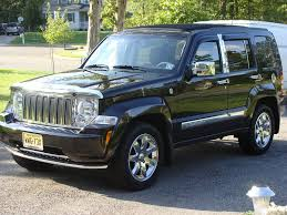 Traded the Explorer in on a black '08 Jeep Liberty and said good ...