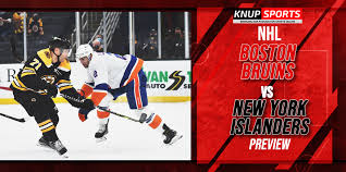 The complete analysis of boston bruins vs new york islanders with actual predictions and previews. 2021 Nhl Playoff Preview Bruins Vs Islanders Knup Sports