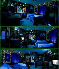 glow in the dark bedroom decor