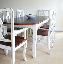 shabby chic round dining table shabby chic dining room table country chic dining table and chairs shabby chic round