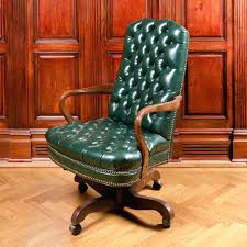 remarkable office design vintage leather office chair uk