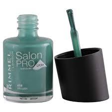 Rimmel Salon Pro Nail Polish Green 12 Ml Price In Uae