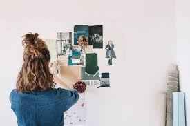 how to create an elevated wall collage