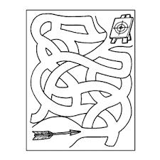 Leuk Voor Kids Doolhofjes Kleurplaten
