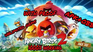 how to download MOD Angry Birds 2 | Mod Apk + Obb | With proof