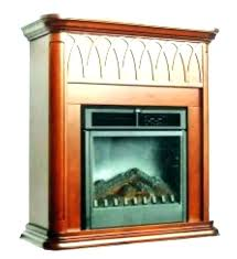 used fireplace inserts for electric wood burning on cast iron