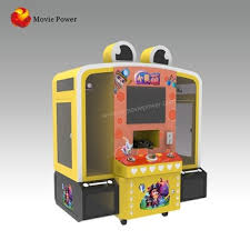 Game Vending Machines Extraordinary Hot Selling Arcade Coin Operated Games Simulator Kid Claw Crane