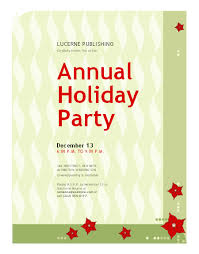 Office Holiday Party Invitation Wording Ideas Barca