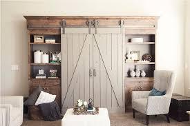 diy sliding barn door for closet inside doors closets ideas 39