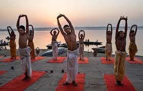 Image result for yoga india
